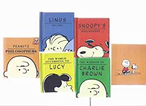 Charles M Schulz / PEANUTS PHILOSOPHERS (: Schulz, Charles M