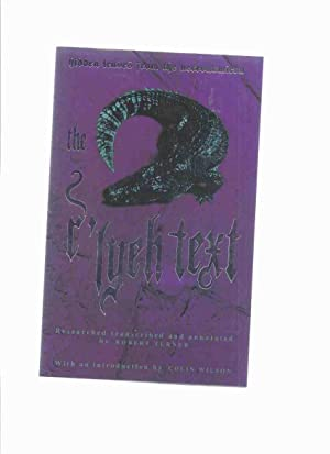 The R'Lyeh Text: Hidden Leaves from the: Turner, Robert (transcribed