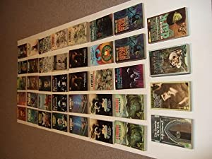COMPLETE PANTHER H P LOVECRAFT 39 Volumes: Haunter Dark; At Mountains Madness; Tomb; Dagon; Case ...