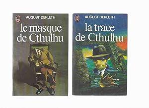 Le Masque De Cthulhu ----avec La Trace: Derleth, August (