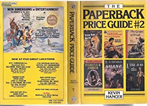 The Paperback Price Guide # 2 -by Kevin Hancer ( Vintage Paper Back Publishers Bibliography - 2nd...