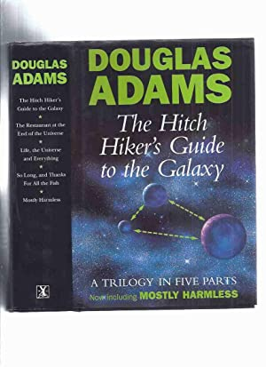 DOUGLAS ADAMS: Hitch Hiker's Guide to the: Adams, Douglas