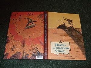 Masters of American Comics (inc. Winsor McCay;: Carlin, John; Stanley