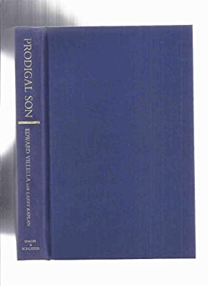 PRODIGAL SON: Dancing for Balanchine in a: Villella, Edward (signed,