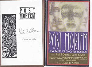 Post Mortem: New Tales of Ghostly Horror: Olson, Paul F;