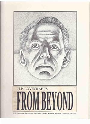 H P Lovecraft's FROM BEYOND: Illustration D L Hutchinson ( an Illustrated Edition of FROM BEYOND ...