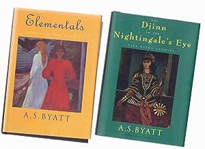 The Djinn in the Nightingale's Eye: Five: Byatt, A S