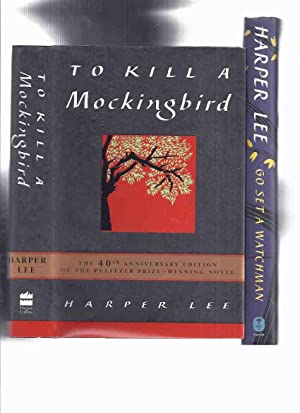 TWO VOLUMES: Go Set a Watchman ---with: Lee, Harper (