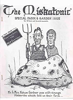 The Miskatonic, Special Farm and Garden Issue: Mosig, Dirk W