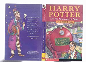 Harry Potter and the Philosopher's Stone ---by: Rowling, J K