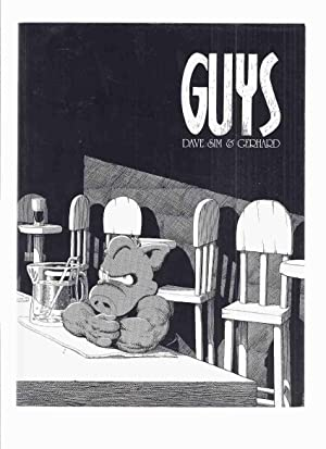 Cerebus the AARDVARK: GUYS - Book Eleven: Sim, Dave (