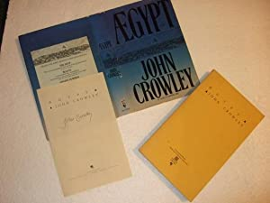 Aegypt ---by John Crowley - Signed Title: Crowley, John (signed)