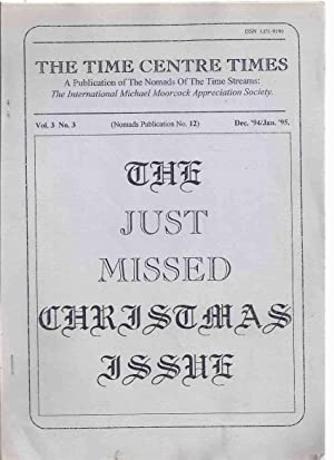 The Time Centre Times: A Publication of: Davey, Maureen; D