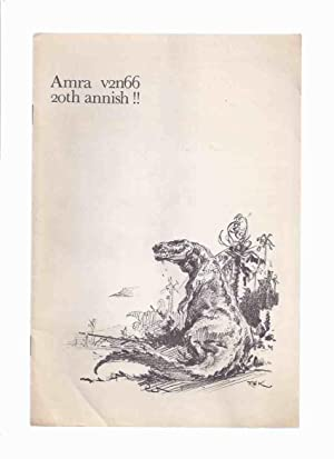 AMRA, Volume 2, # 66, April 1976: AMRA ( Robert