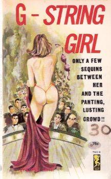 G - String Girl -by Dusty North: Smith, George H,