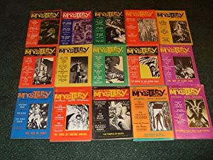 Startling Mystery Stories, Volume 1, 2 &: Lowndes, Robert A