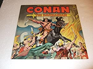 Conan the Barbarian - 33 1/3 Record: Howard, Robert E