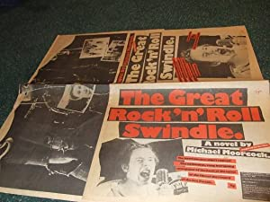 The Great Rock 'n' Roll Swindle -the: Moorcock, Michael (