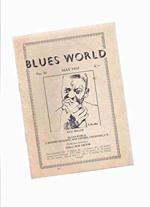Blues World, No. 30, May 1970 (: Blues World /
