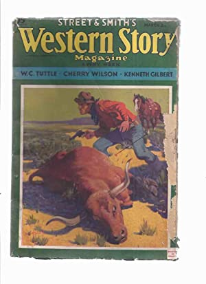 Western Story Magazine ( Pulp ), Volume: Tuttle, W C;