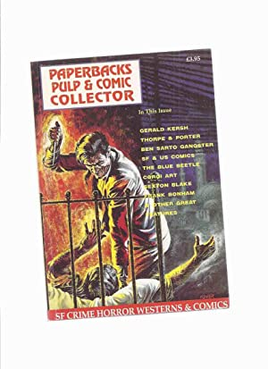 Paperbacks Pulp & Comic Collector: SF Crime: Flanagan, Maurice (ed.)(related