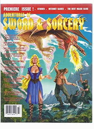 Adventures of Sword & Sorcery, Volume 1,: Dannenfelser, Randy (ed.)