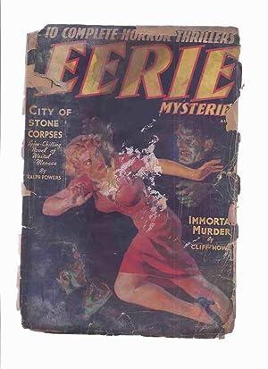 Eerie Mysteries Volume 1, # 1, August: Powers, Ralph (