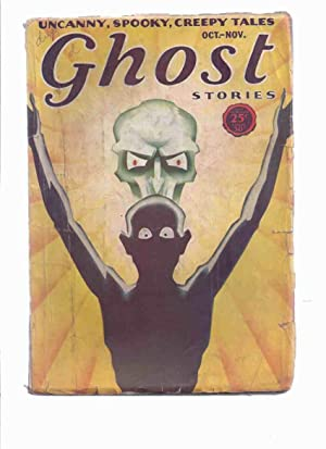 Ghost Stories, Volume 11, # 3, October: Jefferson, L V;