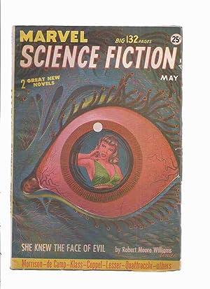 Marvel Science Fiction Volume 3, # 6,: Robert O. Erisman