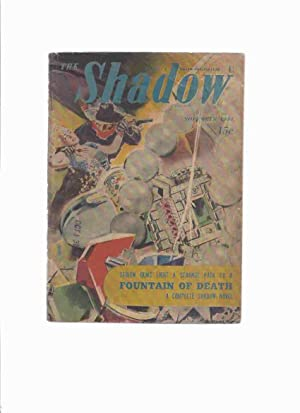 The Shadow, November 1944, Volume XLVIII, #: Grant, Maxwell (aka