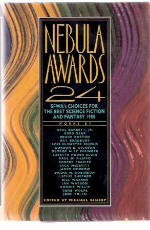 Nebula Awards 24 - SFWA's Choices for: Bishop, Michael (ed.)