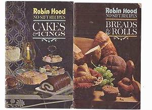 Robin Hood No Sift Recipes: Breads and: Martin, Rita /