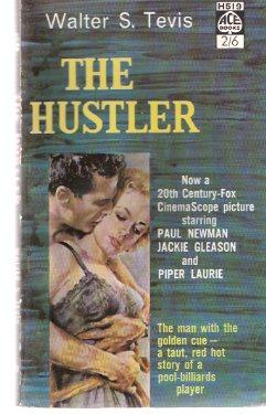 The Hustler ( Movie Tie-In to the: Tevis, Walter