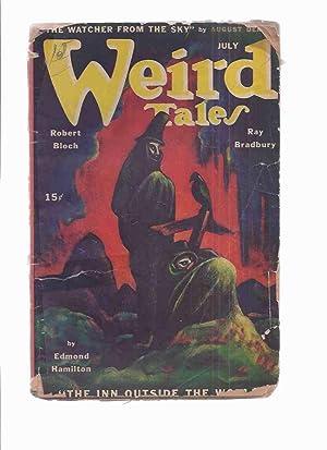 Weird Tales ( Pulp / Magazine ): Weird Tales: August