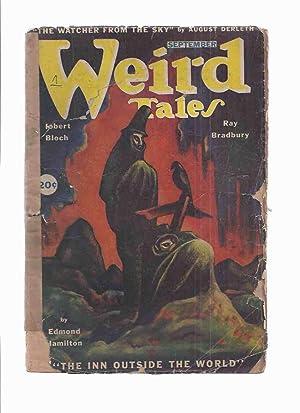 Weird Tales Canadian Issue ( Pulp /: Weird Tales: August