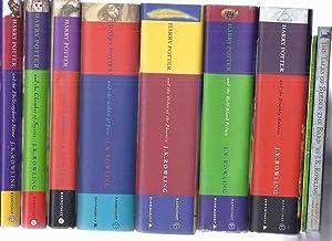 Harry Potter & Philosopher's Stone (aka Sorcerer's: Rowling, J K