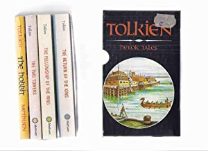 HEROIC TALES -Slipcased Set: The Hobbit ---with: Tolkien, J R