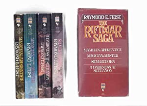 Slipcased / Boxed Edition of The RIFTWAR: Feist, Raymond E.