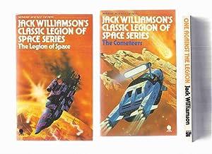LEGION SERIES: The Legion of Space; The: Williamson, Jack