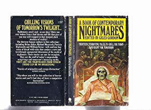A Book of Contemporary Nightmares (inc: The: Gordon, Giles (ed.)