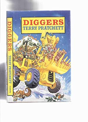 Diggers -book 2 of the Nomes Trilogy: Pratchett, Terry