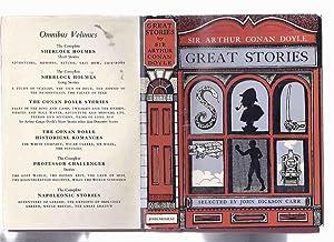 GREAT STORIES: Sir Arthur Conan Doyle (: Doyle, Sir Arthur