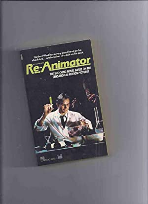 H P LOVECRAFT's Re-Animator --- Movie Tie-In: Rovin, Jeff ---based