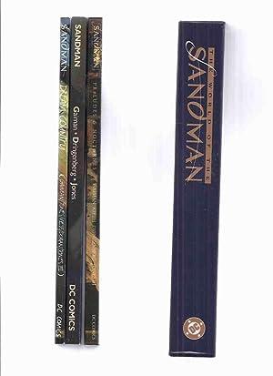 World of Sandman, THREE Volumes in a: Gaiman, Neil; Intros