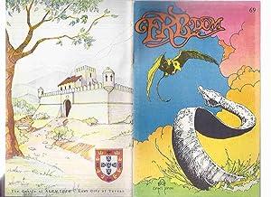 ERB-Dom & The Fantasy Collector, No. 69: Burroughs, Edgar Rice