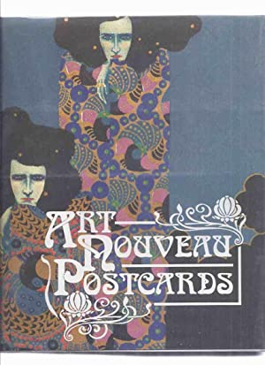 Art Nouveau Postcards (inc. Fashion, Children, Advertising,: Fanelli, Giovanni; Ezio