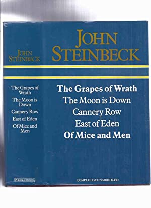 OMNIBUS EDITION of 5 JOHN STEINBECK NOVELS: Steinbeck, John