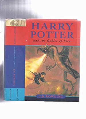 Harry Potter and the Goblet of Fire: Rowling, J K