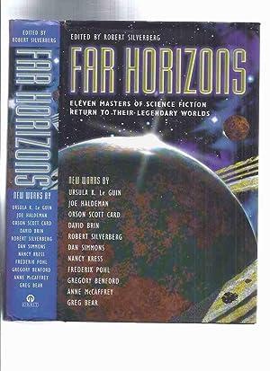 Far Horizons (stories about-The Ekumen; Forever War;: Silverberg, Robert (ed.)