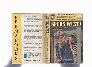 Spurs West (inc. stagecoach West; Last Snake;: Shaw, Joseph T